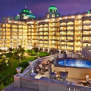 KEMPINSKI EMERALD PALACE HOTEL- DUBAI